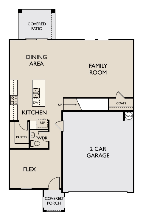 Starlight Homes Spectra Floor Plan
