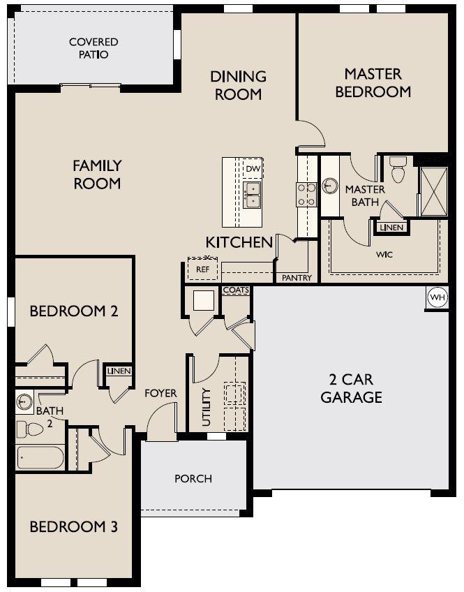 Starlight Homes Orion Floor Plan