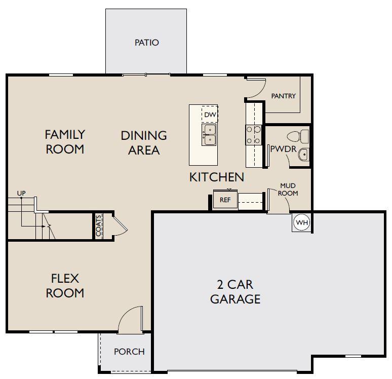 Starlight Homes Beacon Floor Plan