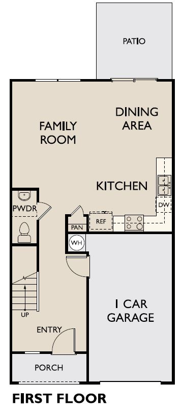 Starlight Homes Galaxy Floor Plan