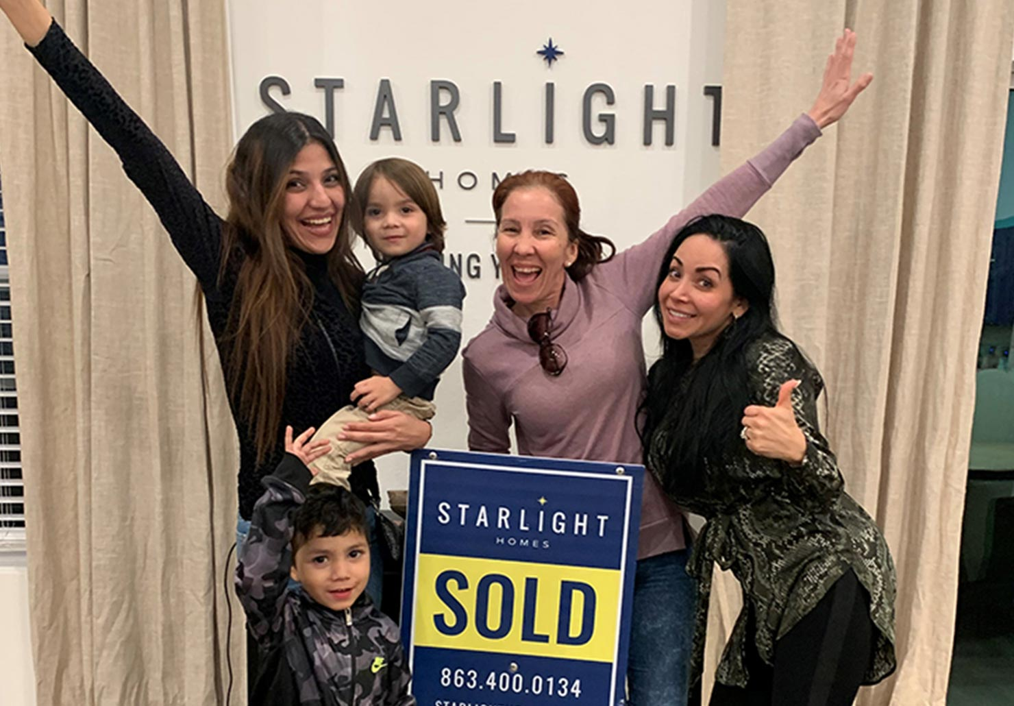 New Homes for Sale by Starlight Homes