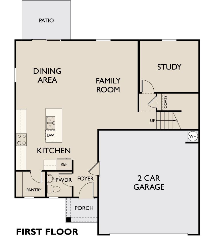 Starlight Homes Splendor Floor Plan