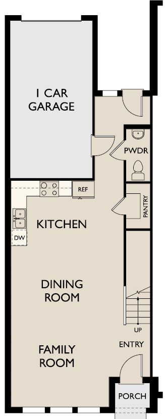 Starlight Homes Celestial Floor Plan
