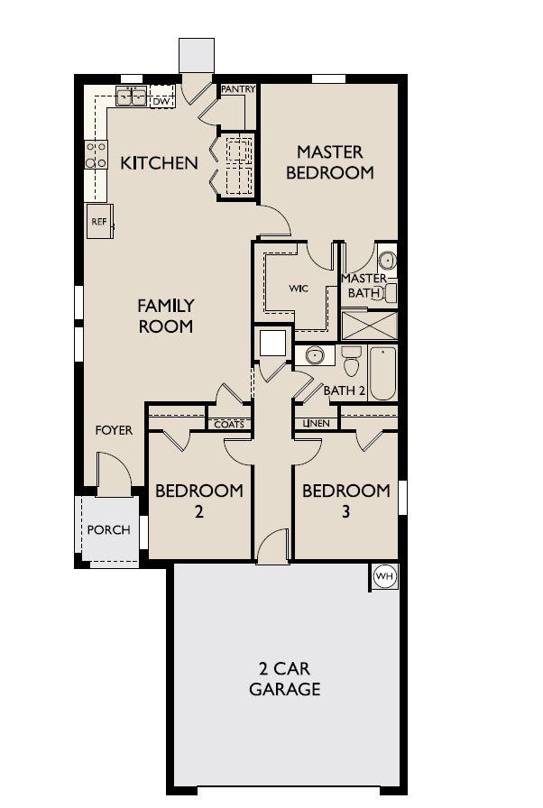 Starlight Homes Atlantis Floor Plan