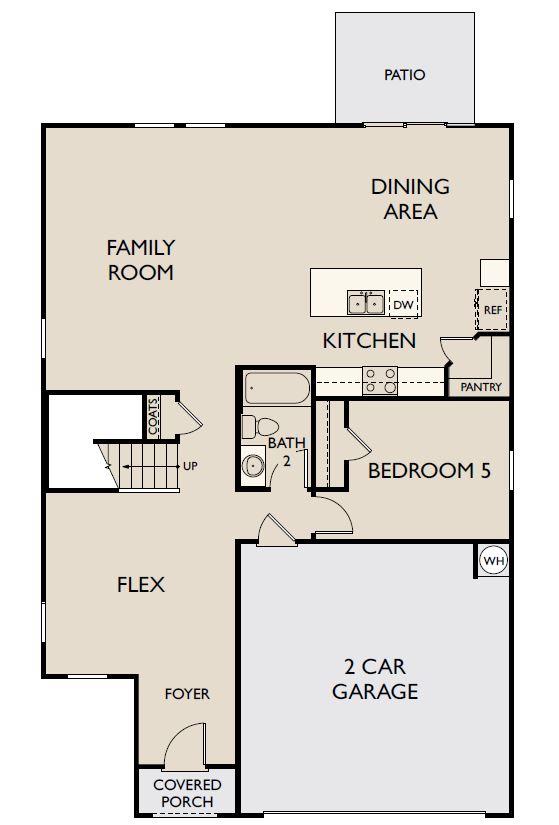 Starlight Homes Supernova Floor Plan