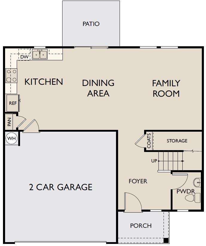 Starlight Homes Copernicus Floor Plan