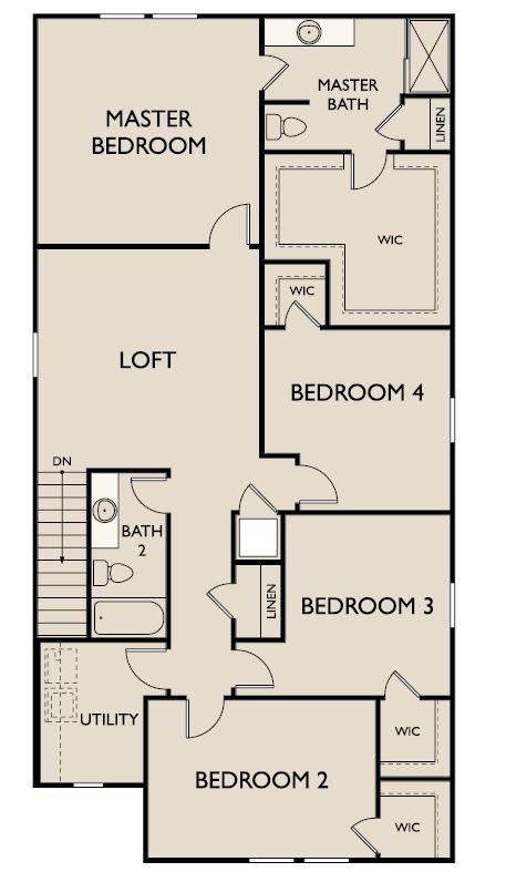 Starlight Homes Apollo Floor Plan