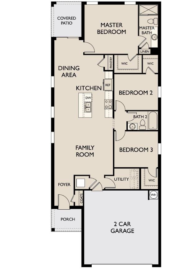Starlight Homes Odyssey Floor Plan