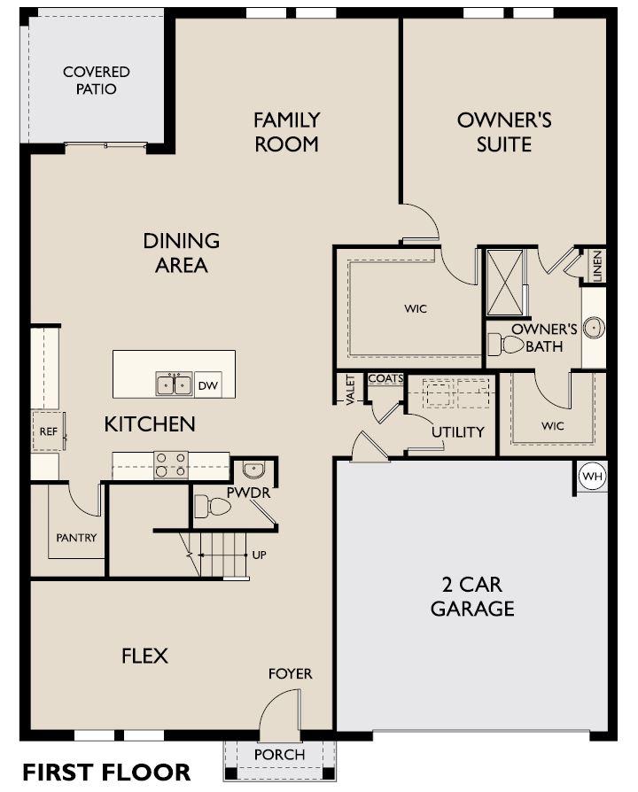 Starlight Homes Atlas Floor Plan