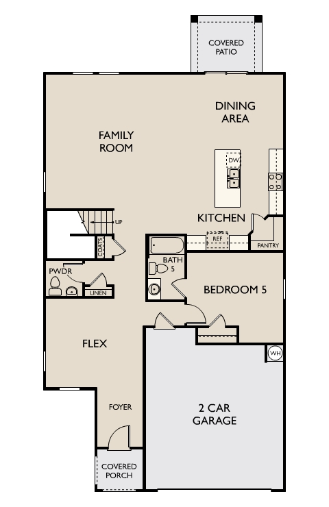 Starlight Homes Eclipse Floor Plan