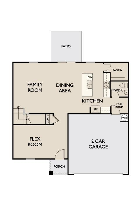 Starlight Homes Beacon Floor Plan