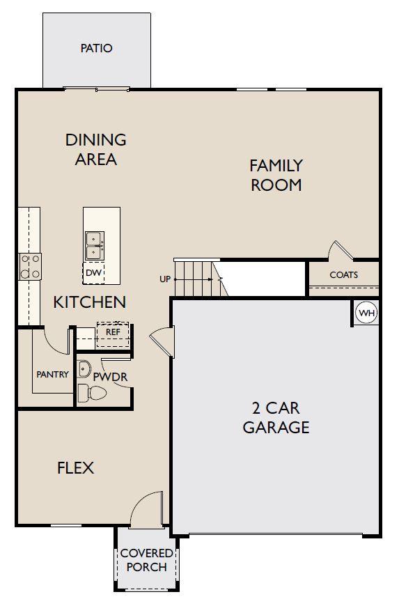 Starlight Homes Spectra Floor Plan