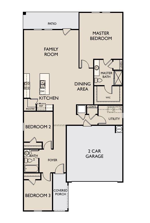 Starlight Homes Moonbeam Floor Plan