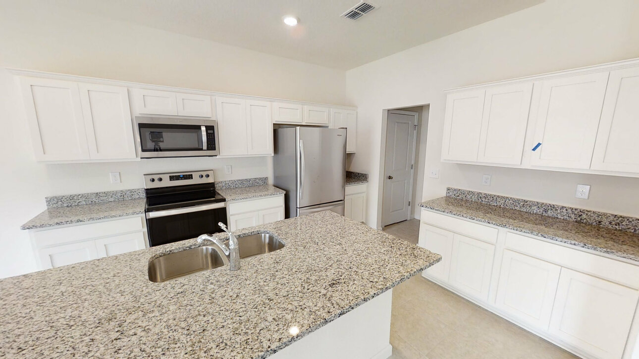 Starlight Homes Discovery Kitchen 2