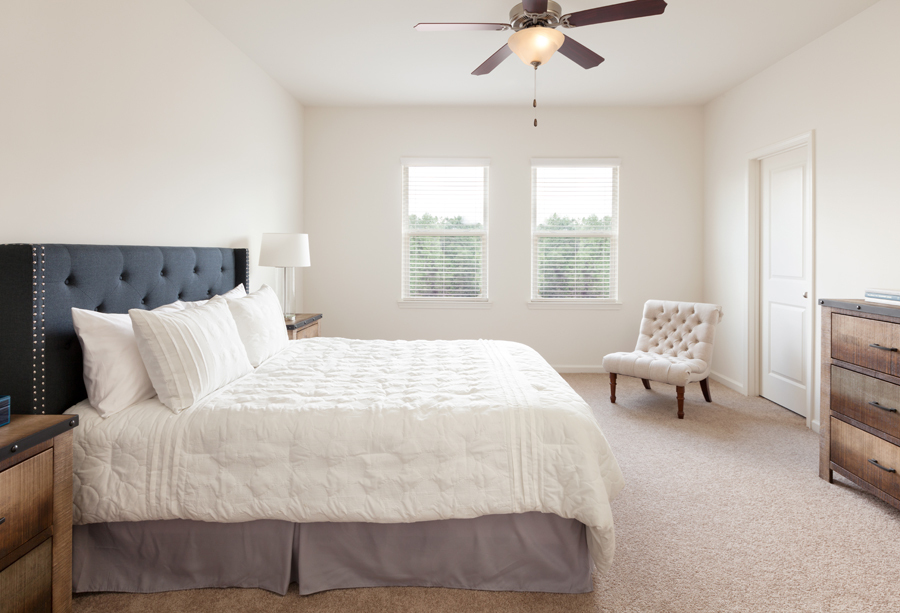Starlight Homes Ophelia Master Bedroom
