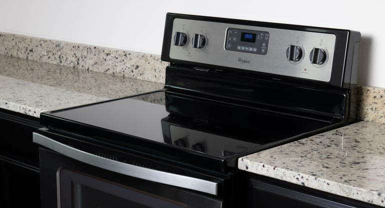 Starlight Homes Spectra Kitchen Stove