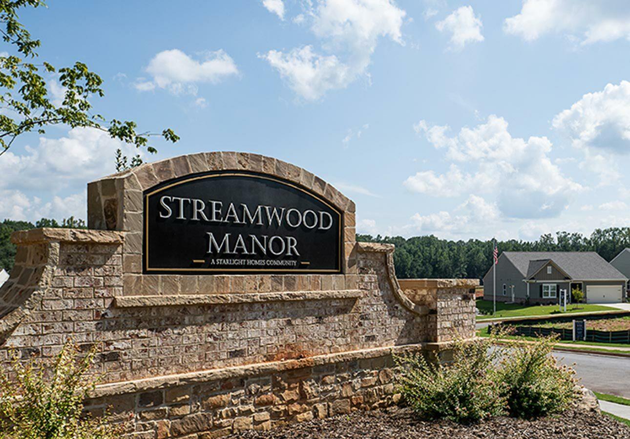Streamwood Manor Home Community