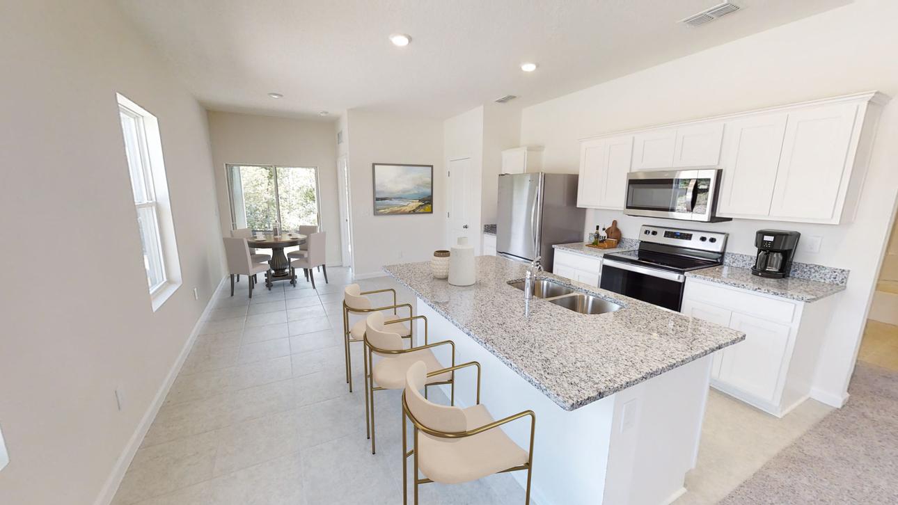 Starlight Homes Odyssey Kitchen Dining