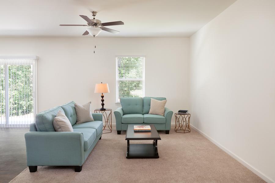Starlight Homes Aurora Living Room
