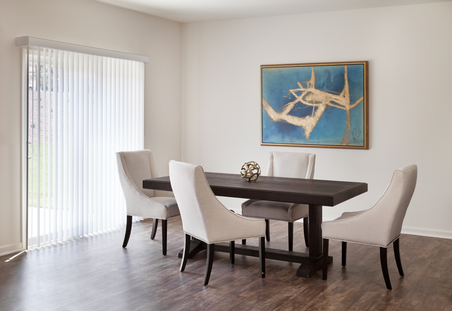 Starlight Homes Galileo Dining Room