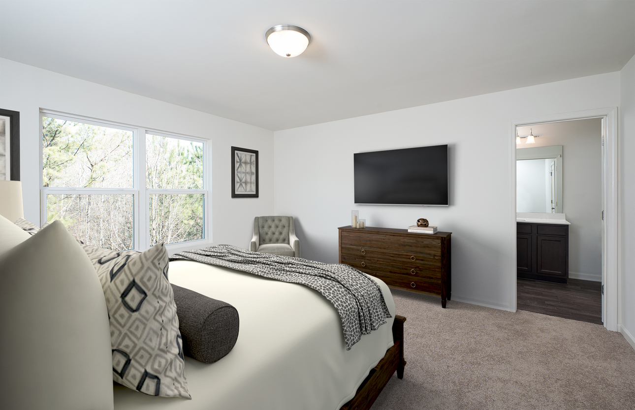 Starlight Homes Cosmos Master Bedroom