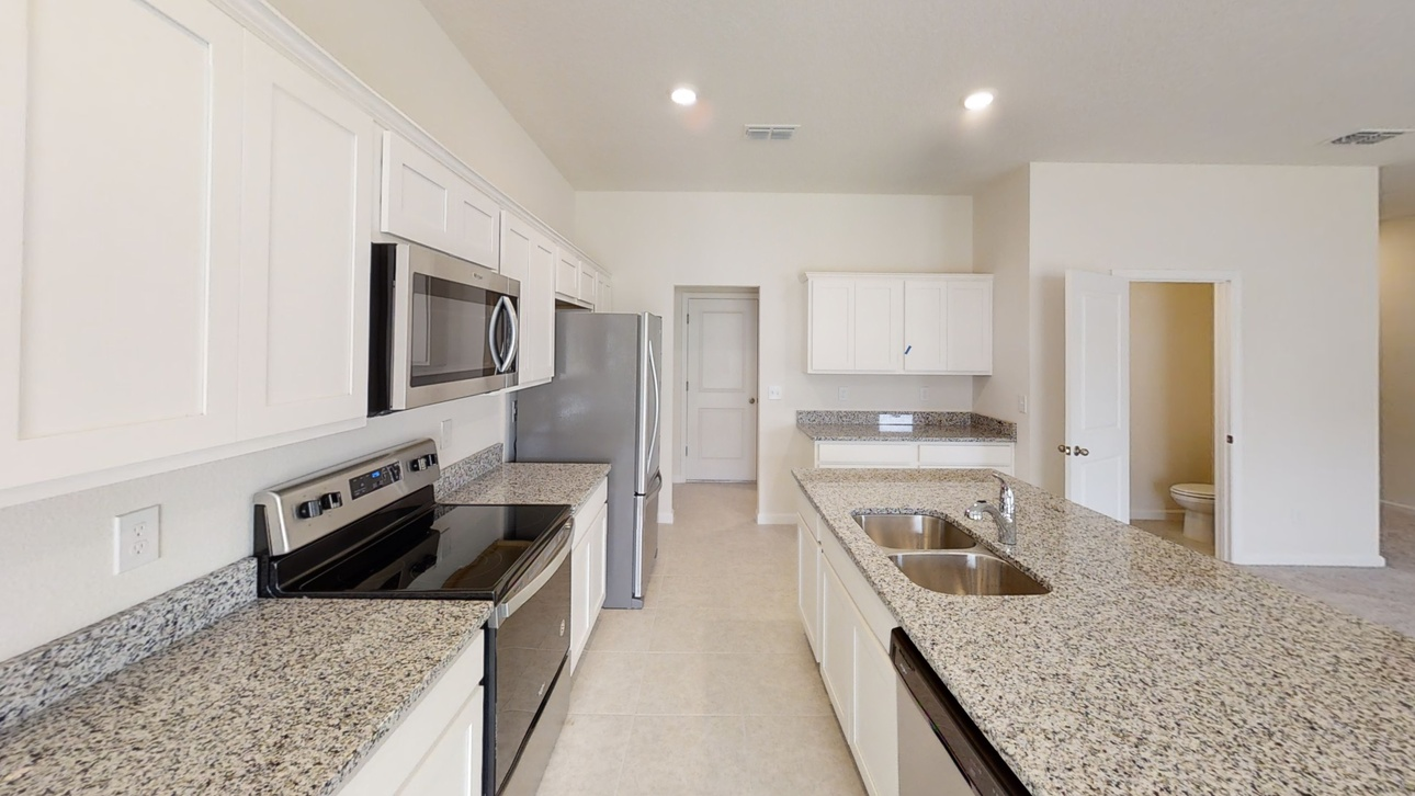Starlight Homes Discovery Kitchen