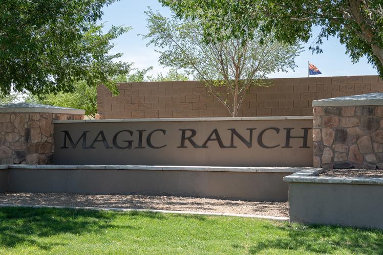 Magic Ranch Home Community