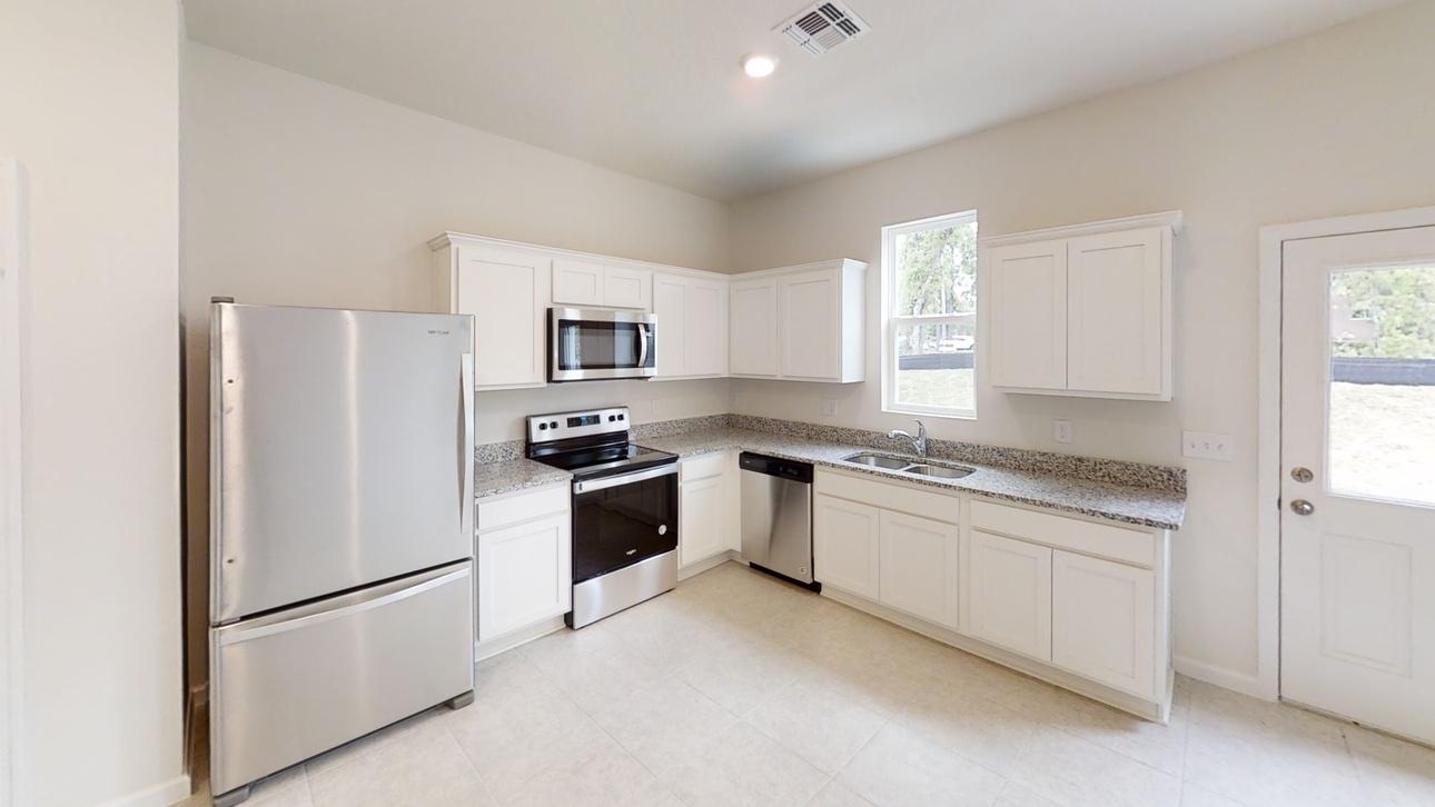 Starlight Homes Endeavor Kitchen