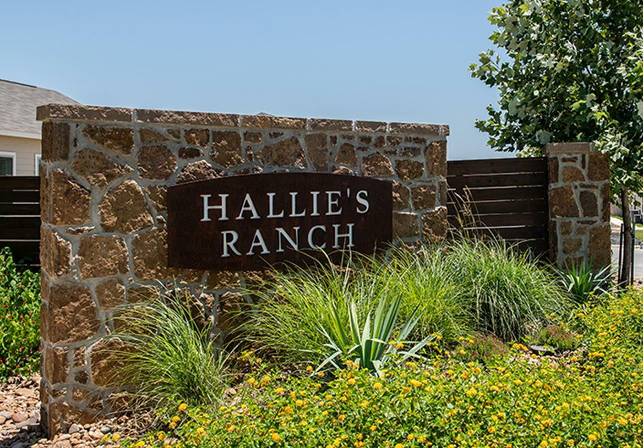 Hallies Ranch Home Community