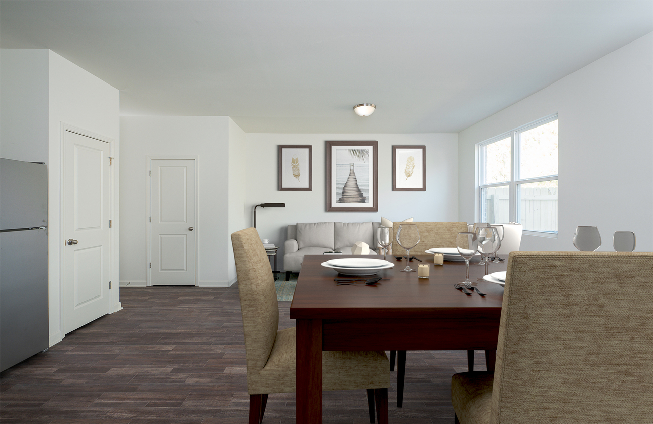 Starlight Homes Cosmos Dining Room