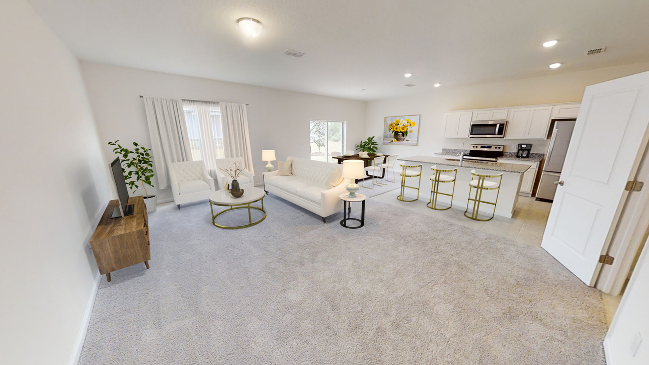 Starlight Homes Discovery Living Kitchen