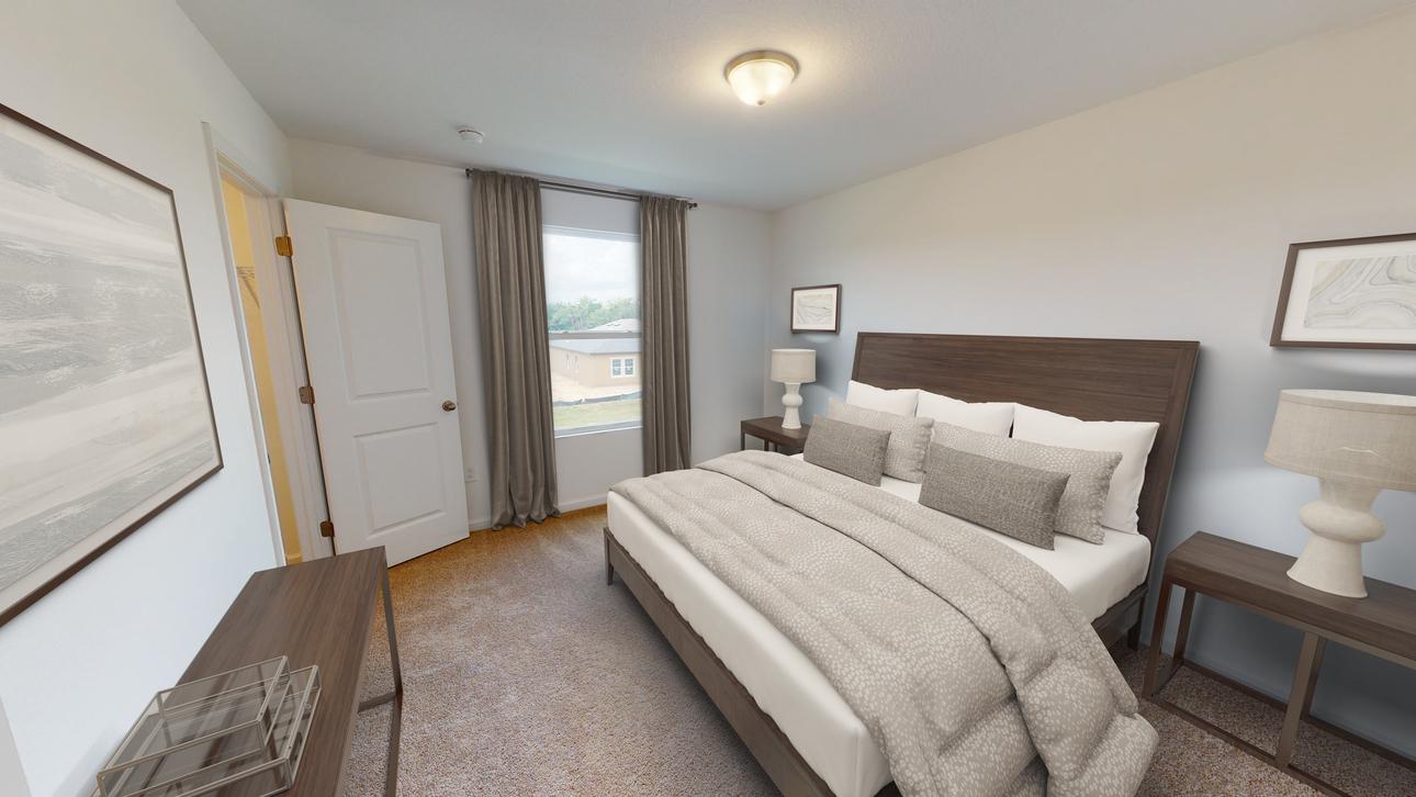 Starlight Homes Catalina Master Bedroom