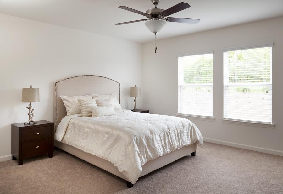 Starlight Homes Luminary Master Bedroom