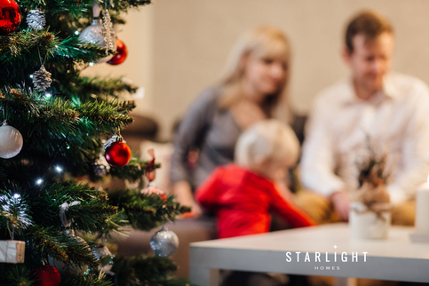 Celebrating the Holidays in Your New Home