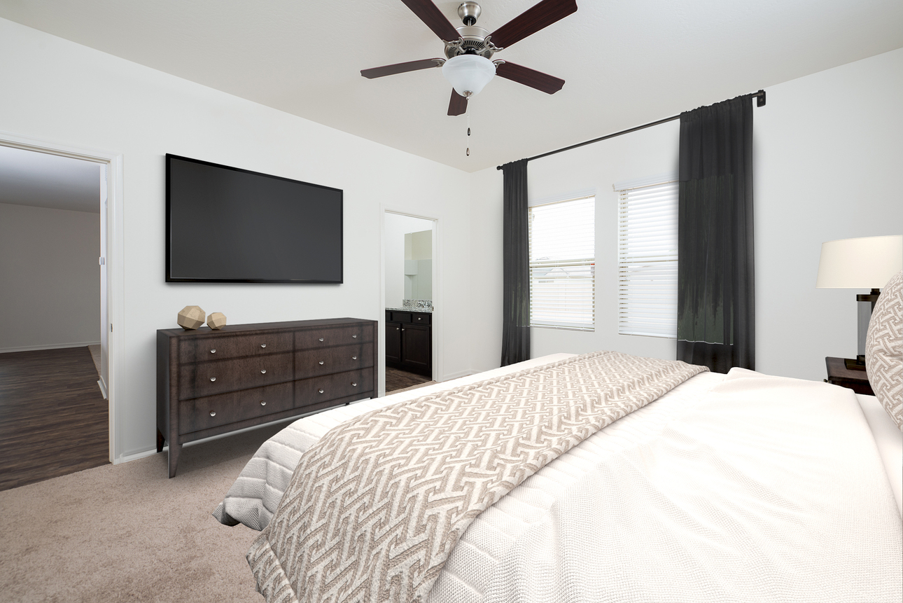 Starlight Homes Larissa Bedroom