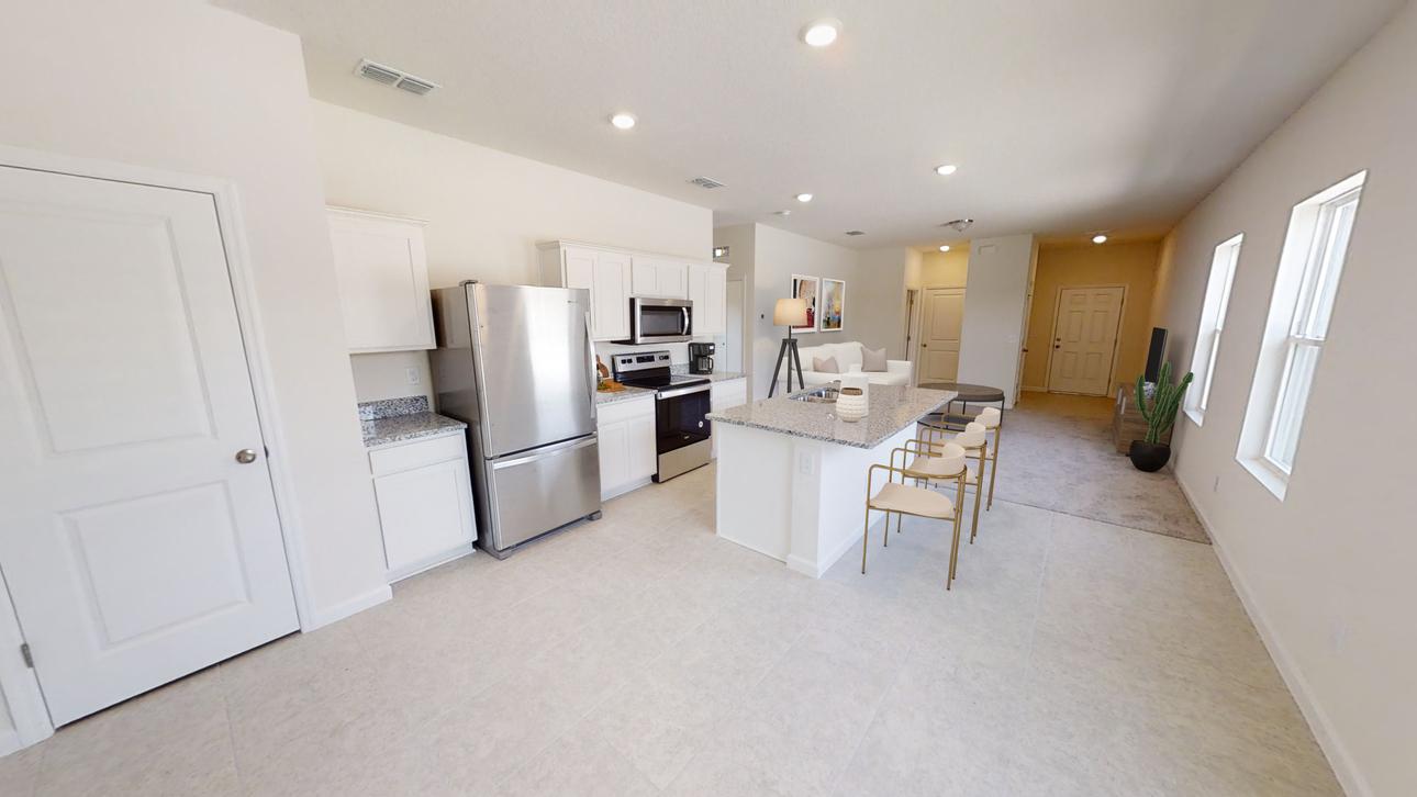 Starlight Homes Odyssey Kitchen