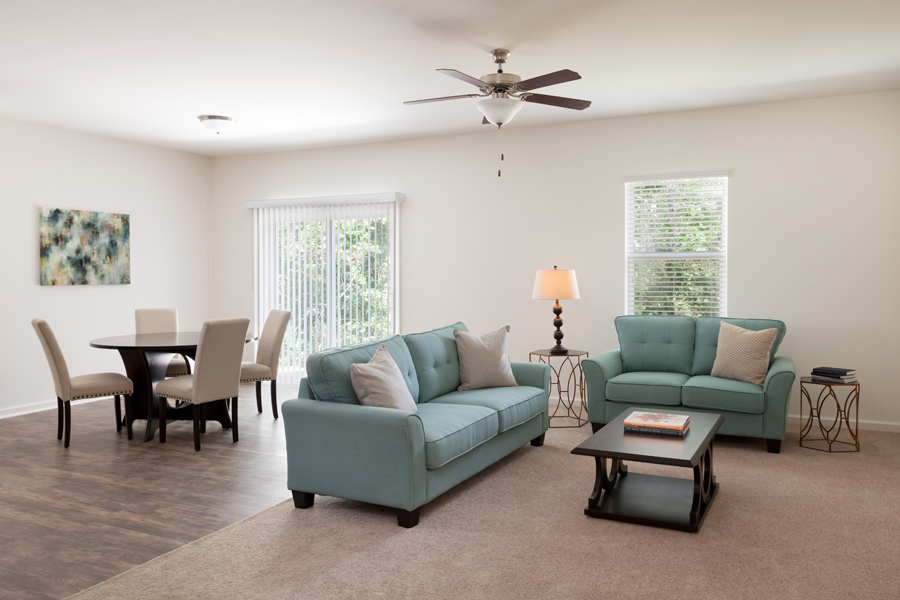 Starlight Homes Aurora Living and Dining