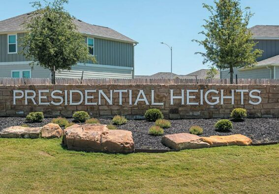 Presidential Heights Home Community