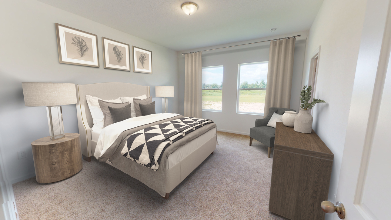 Starlight Homes Ophelia Bedroom