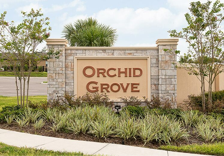 Orchid Grove Home Community