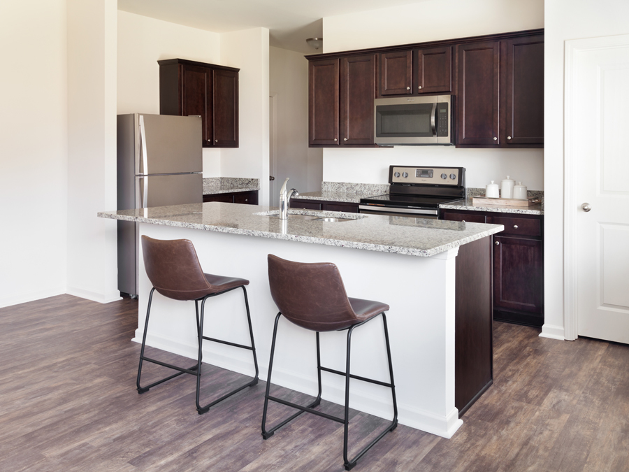 Starlight Homes Beacon Kitchen