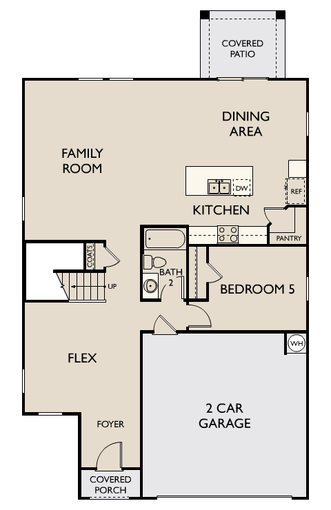 Starlight Homes Supernova Floor Plan